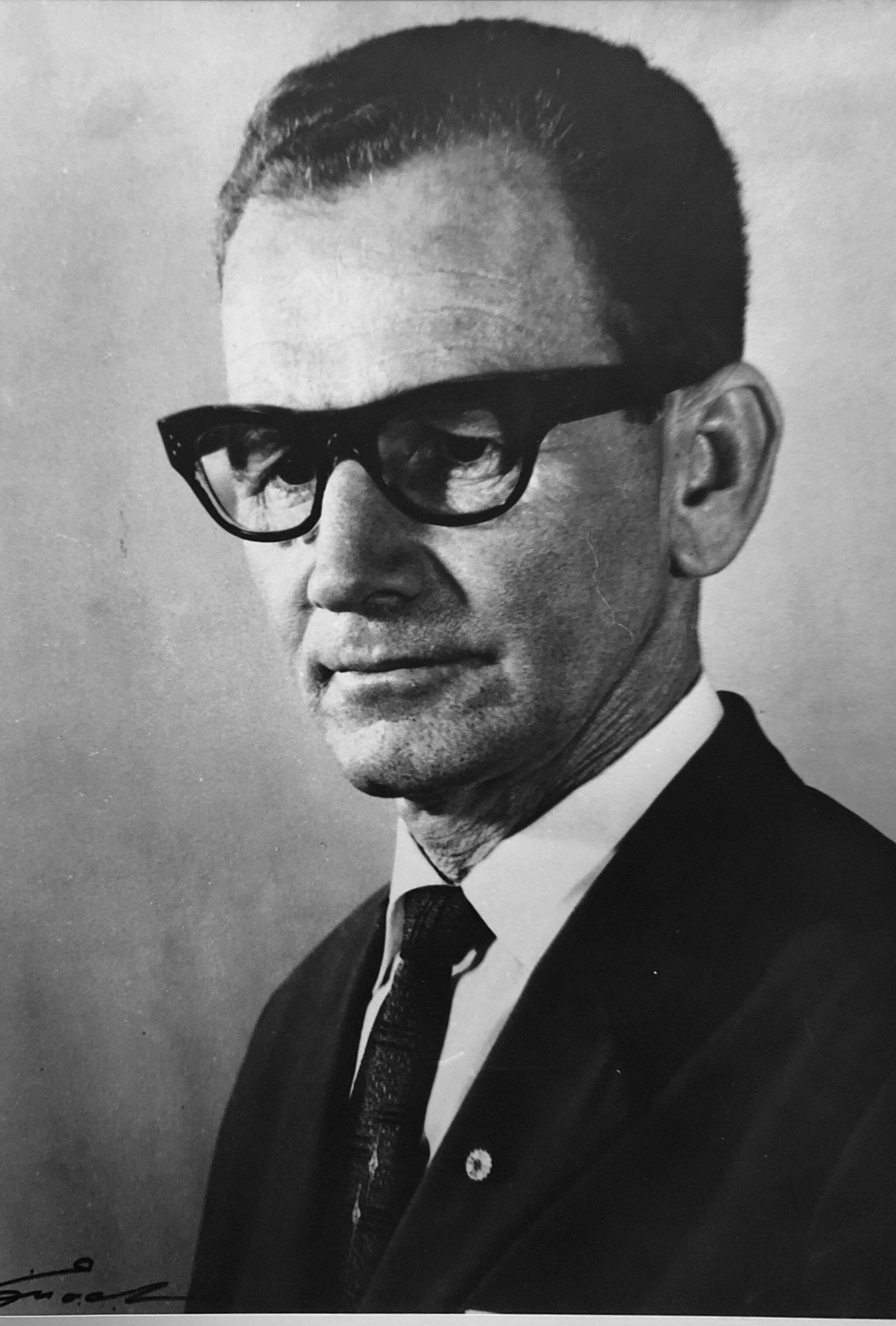 Silvio Fragoso Dias (1967-1968; 1969-1971)